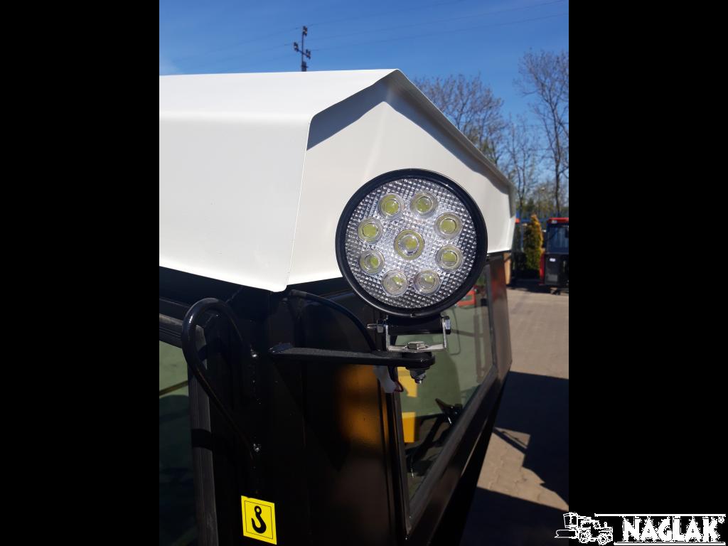Kabina-Bizon-Rekord-Naglak-halogen-tylny-LED